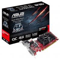 Відеокарта ASUS Radeon R7 240 4096Mb OC (R7240-OC-4GD3-L)