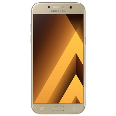 Мобильный телефон Samsung SM-A520F (Galaxy A5 Duos 2017) Gold (SM-A520FZDDSEK)