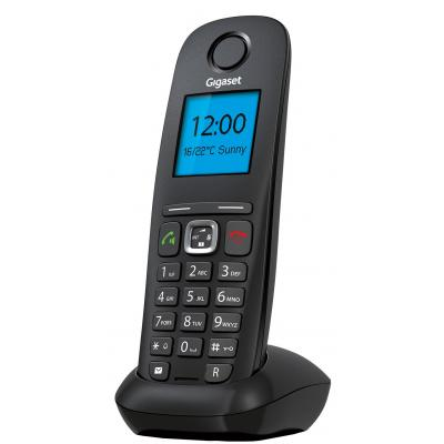 IP телефон Gigaset A540 IP Black (S30852H2607S303)
