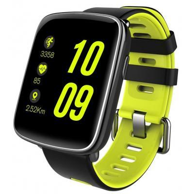 Смарт-часы Nomi W20 Black-Yellow