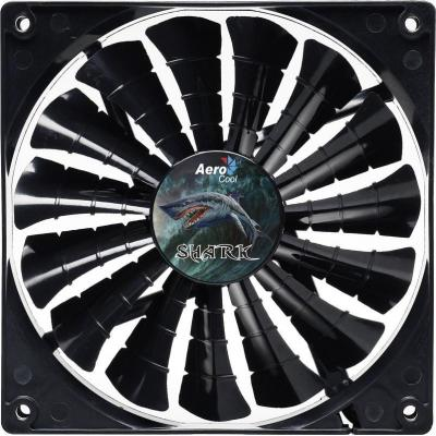Кулер для корпуса AeroCool Shark Fan Black