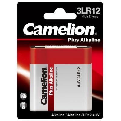 Батарейка Camelion 3LR12 Plus Alkaline * 1 (3LR12-BP1)