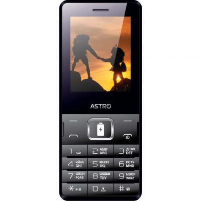 Мобильный телефон Astro B245 Black