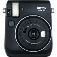 Камера миттєвого друку Fujifilm INSTAX Mini 70 Black (16513877)