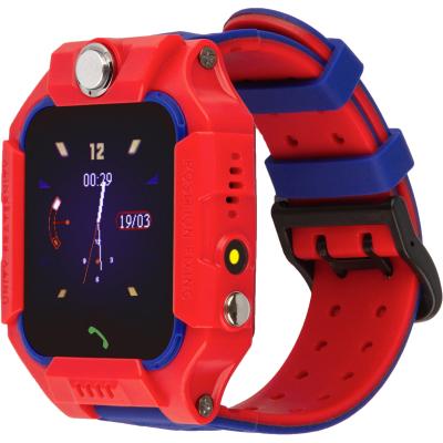 Смарт-часы ATRIX D300 Thermometer Flash red Детские телефон-часы с термометро (atxD300thr)