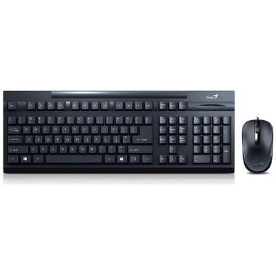 Комплект Genius SlimStar КМ-125 USB (31330209106)