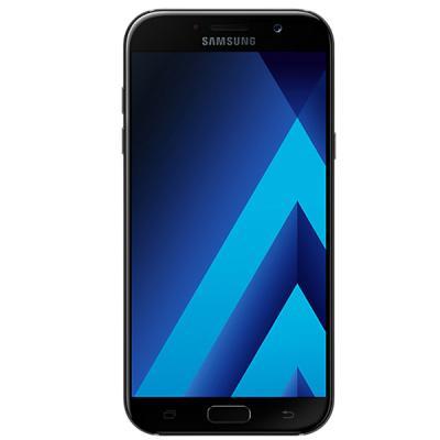 Мобильный телефон Samsung SM-A720F (Galaxy A7 Duos 2017) Black (SM-A720FZKDSEK)