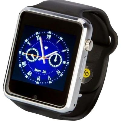 Смарт-часы ATRIX Smart watch E07 Steel/Black