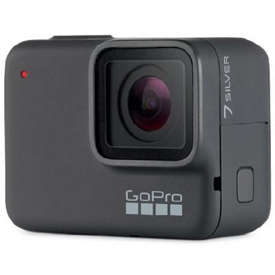 Экшн-камера GoPro HERO 7 Silver (CHDHC-601-RW)