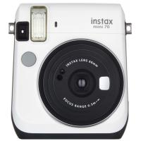 Камера миттєвого друку Fujifilm INSTAX Mini 70 White (16496031)