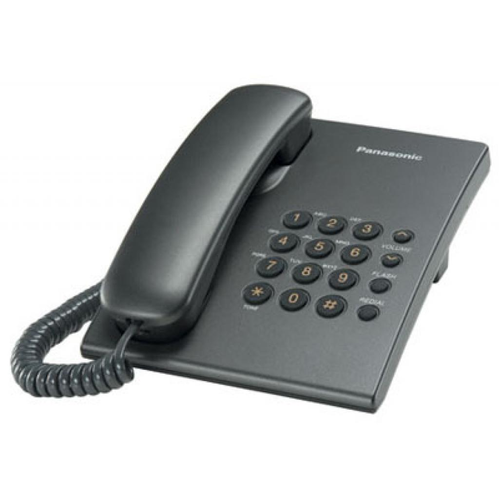 Телефон PANASONIC KX-TS2350UAT