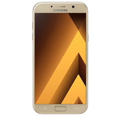 Мобильный телефон Samsung SM-A720F (Galaxy A7 Duos 2017) Gold (SM-A720FZDDSEK)