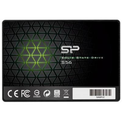 """Накопитель SSD 2.5"""" 120GB Silicon Power (SP120GBSS3S56B25)"""