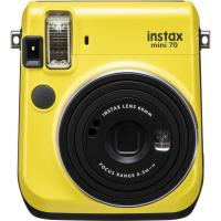 Камера миттєвого друку Fujifilm INSTAX Mini 70 Yellow (16496110)