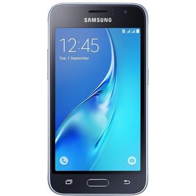 Мобильный телефон Samsung SM-J120H/DS (Galaxy J1 2016 Duos) Black (SM-J120HZKDSEK)