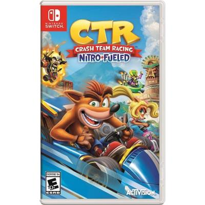 Игра Nintendo Switch Crash Team Racing (88398EN)