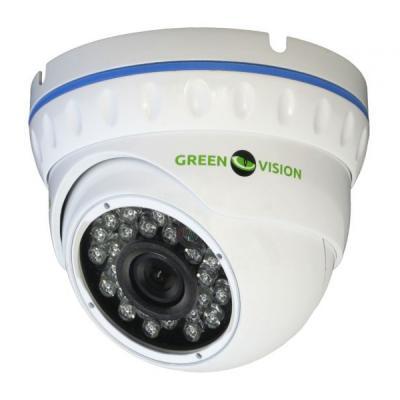 Камера видеонаблюдения GreenVision GV-022-AHD-E-DOA10-20 (4188)
