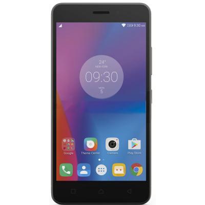 Мобильный телефон Lenovo K6 (K33a48) Grey (PA530060UA)