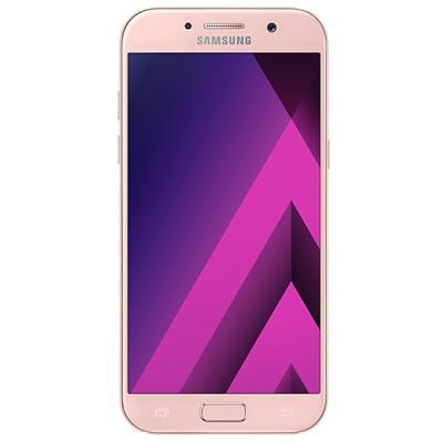 Мобильный телефон Samsung SM-A720F (Galaxy A7 Duos 2017) Pink (SM-A720FZIDSEK)