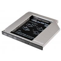 Фрейм-перехідник Grand-X HDD 2.5'' to notebook 9.5 mm ODD SATA/mSATA (HDC-24N)