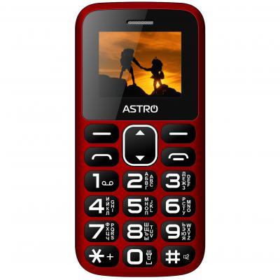 Мобильный телефон Astro A185 Red
