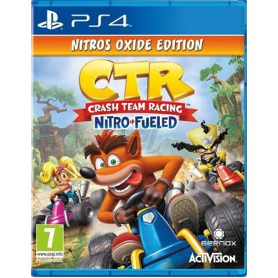 Игра SONY Crash Team Racing Nitro Oxide Edition [Blu-Ray диск] (88401EN)