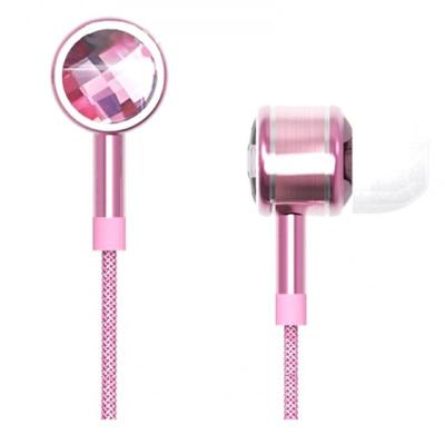 Наушники 1MORE Crystal Pink (by Swarowski) (6933037200041)