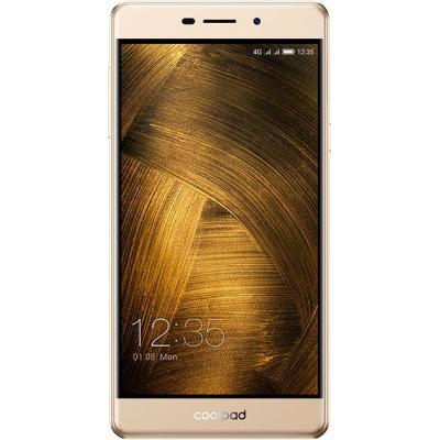 Мобильный телефон Coolpad Modena 2 Gold (6939939611640)