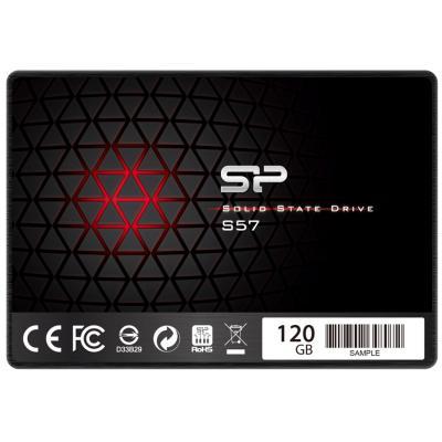 "Накопитель SSD 2.5"" 120GB Silicon Power (SP120GBSS3S57A25)"