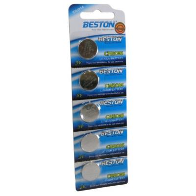 Батарейка BESTON CR-2016 90mAh Lithium * 5 (AAB1824)