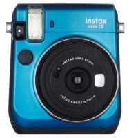 Камера миттєвого друку Fujifilm Instax Mini 70 Blue EX D (16496079)