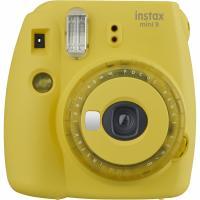 Камера миттєвого друку Fujifilm INSTAX Mini 9 Yellow (16632960)