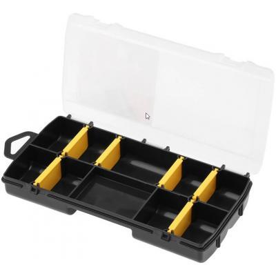 Ящик для инструментов Stanley касетница 21 х 11,5 х 3,5 см 10 отсеков (STST81679-1)