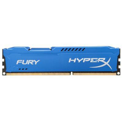 Модуль памяти для компьютера DDR3 8Gb 1866 MHz HyperX Fury Blu Kingston (HX318C10F/8)
