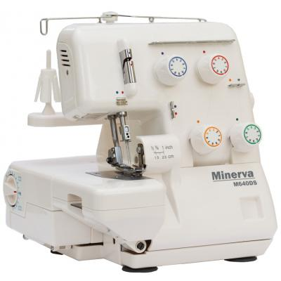 Коверлок Minerva M640DS