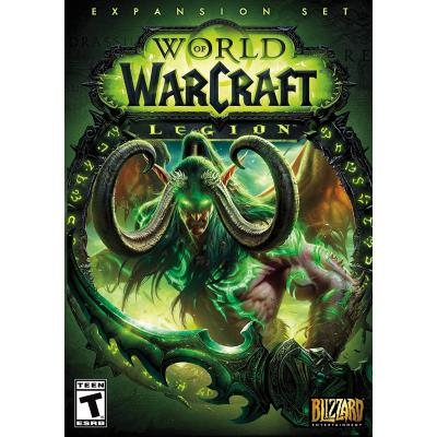 Игра Activision Blizzard World of Warcraft: Legion