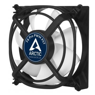 Кулер для корпуса Arctic Cooling F8 Pro PWM PST (AFACO-08PP0-GBA01)