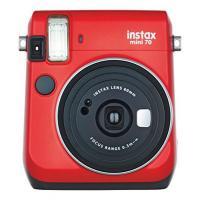 Камера миттєвого друку Fujifilm Instax Mini 70 Passion Red (16513889)