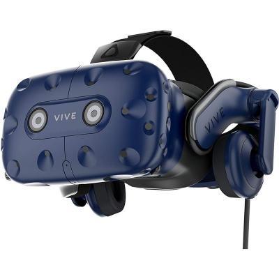 Очки виртуальной реальности HTC VIVE PRO Starter Kit Combo (система VIVE + шлем VIVE PRO) (99HAPY010-00)
