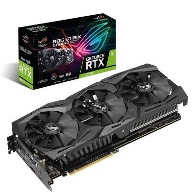 Видеокарта ASUS GeForce RTX2060 SUPER 8192Mb ROG STRIX OC GAMING (ROG-STRIX-RTX2060S-O8G-GAMING)