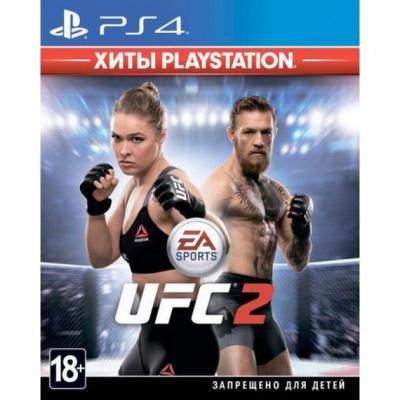 Игра SONY EA SPORTS UFC 2 (Хіти PlayStation)[PS4, Russian subtitles] (1071284)