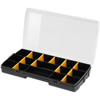 Ящик для инструментов Stanley касетница 21 х 11,5 х 3,5 см 17 отсеков (STST81680-1)
