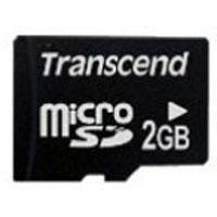 Карта пам'яті Transcend 2Gb microSD (TS2GUSDC)