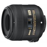 Об'єктив Nikon Nikkor AF-S 40mm f/2.8G micro DX (JAA638DA)