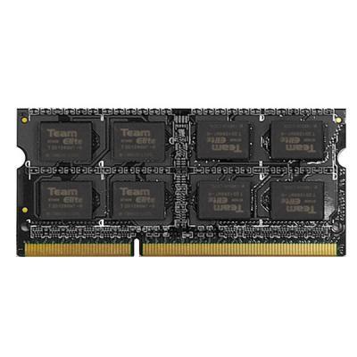 Модуль памяти для ноутбука SoDIMM DDR3 8GB 1600 MHz Team (TED3L8G1600C11-S01)