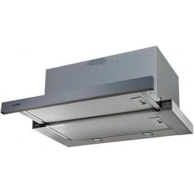 Вытяжка кухонная VENTOLUX GARDA 60 X (1000) EU