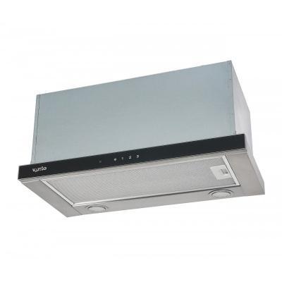 Вытяжка кухонная VENTOLUX GARDA 60 BG (1200) TRC IT H