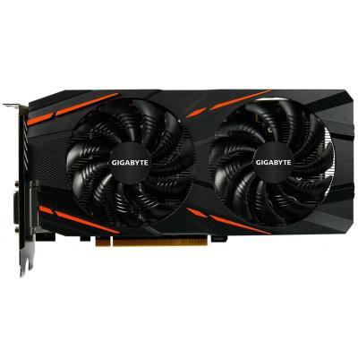 Видеокарта GIGABYTE Radeon RX 580 8192Mb GAMING BULK (GV-RX580GAMING-8GD-MI)