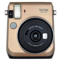 Камера миттєвого друку Fujifilm Instax Mini 70 Stardust Gold (16513891)