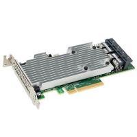 Контролер RAID LSI 9361-16i SGL,12Gb/s,16x SAS, RAID 0,1,5,6,10,50,60, Cache 2G (05-25708-00)